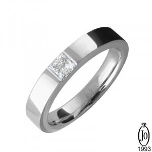 Кольцо из Платины с бриллиантами B8 Pt950