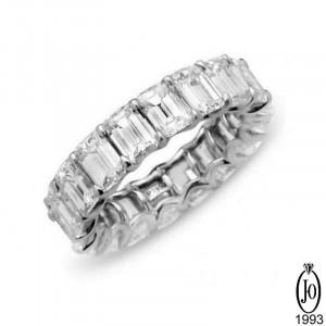 Кольцо из Платины с бриллиантами DE Pt950