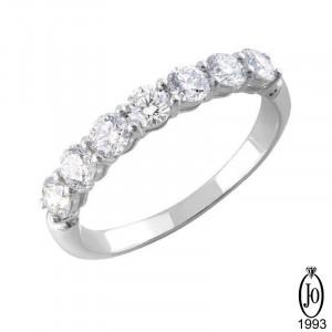 Кольцо из Платины с бриллиантами D7 Pt950